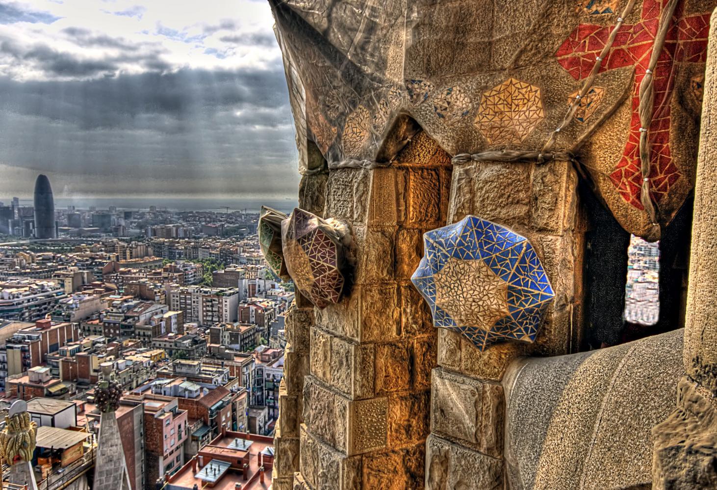 Храм Святого Семейства (Temple Expiatori de la Sagrada Família)