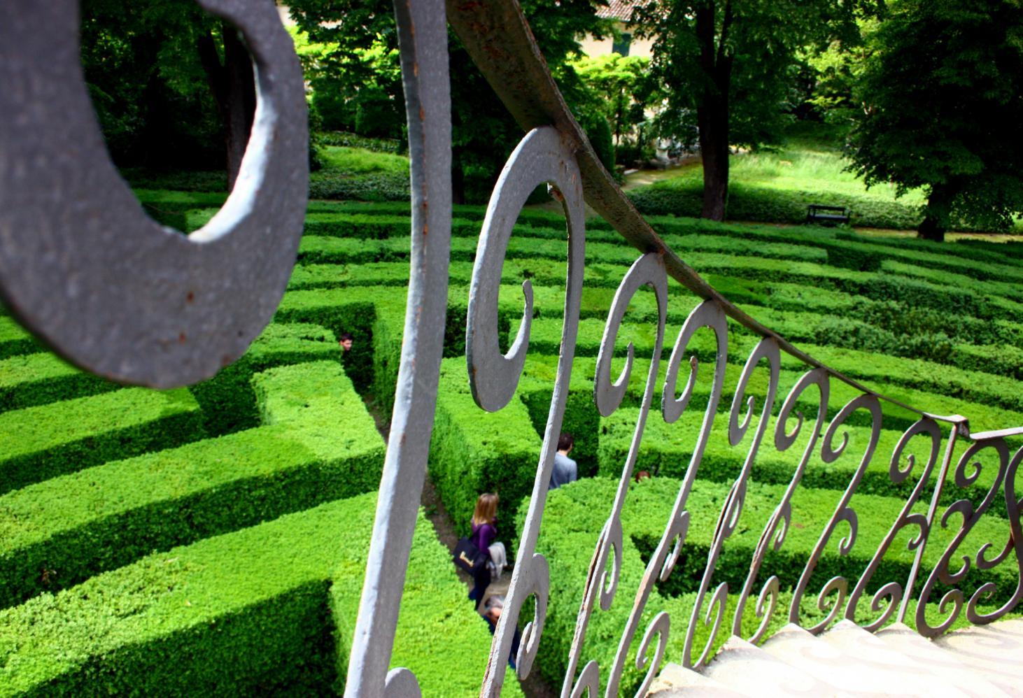 Il Labirinto, Италия