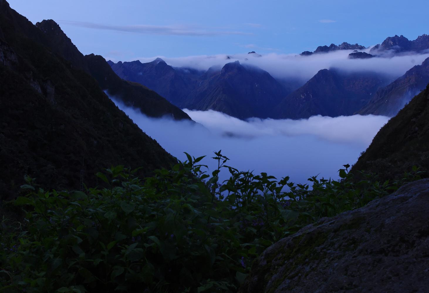 Inca trail – Перу