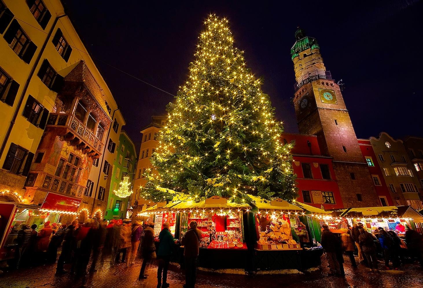 Австрия | Рождественские ярмарки. Крупнейшие ярмарки Вены на ...