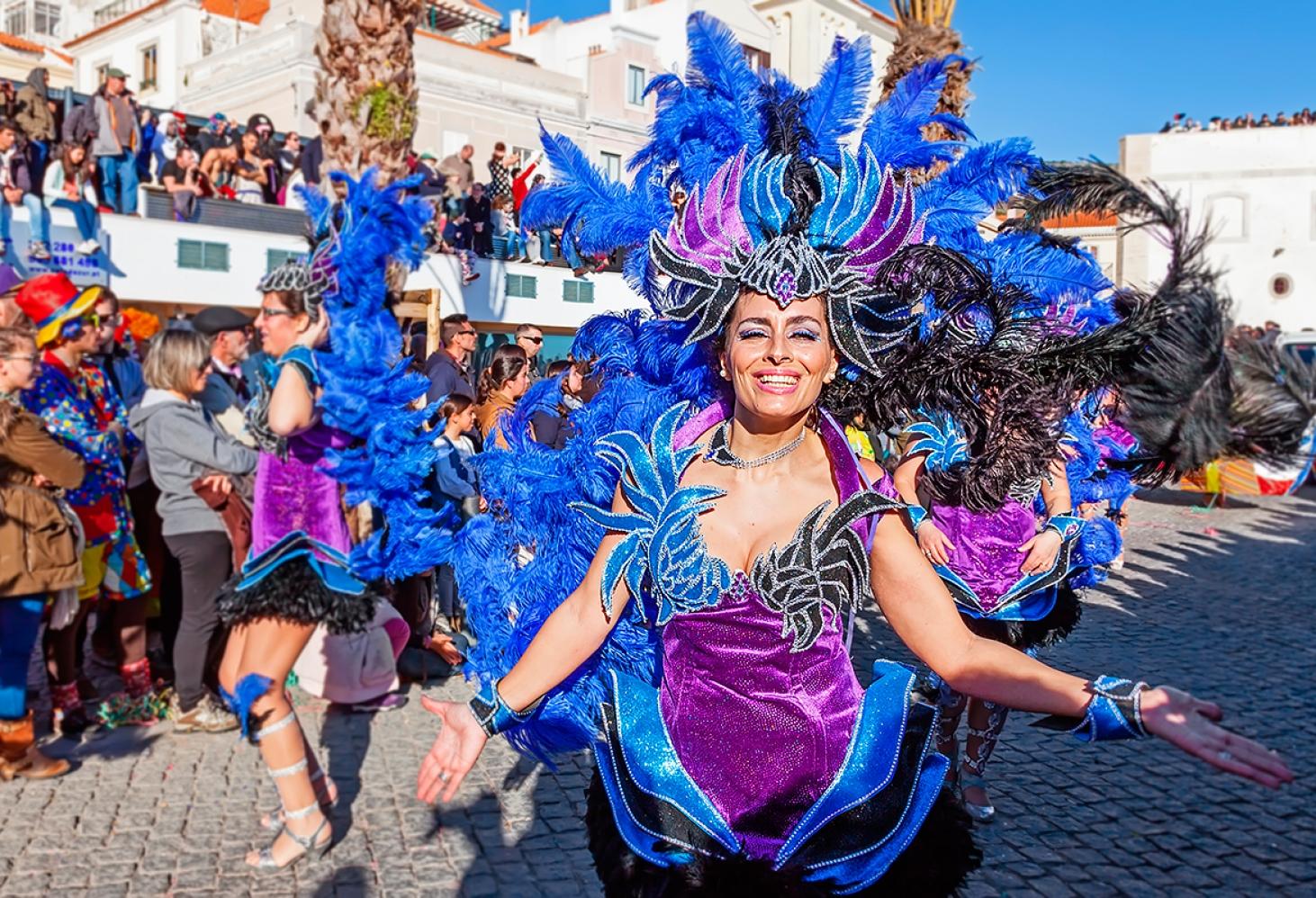 Карнавалы в Португалии