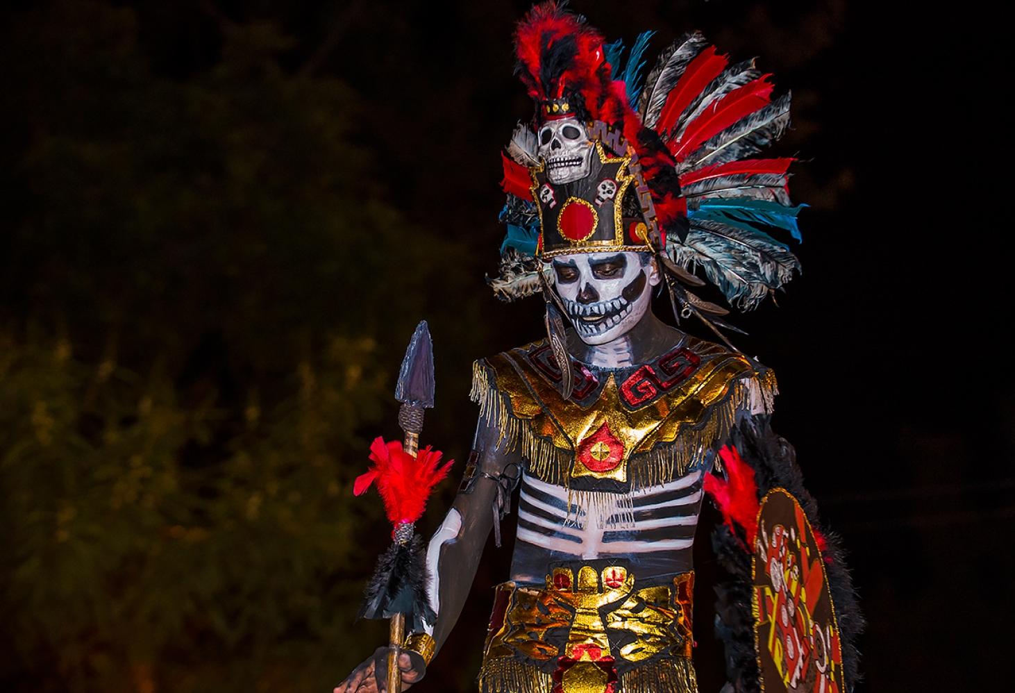Карнавальная неделя в Мексике