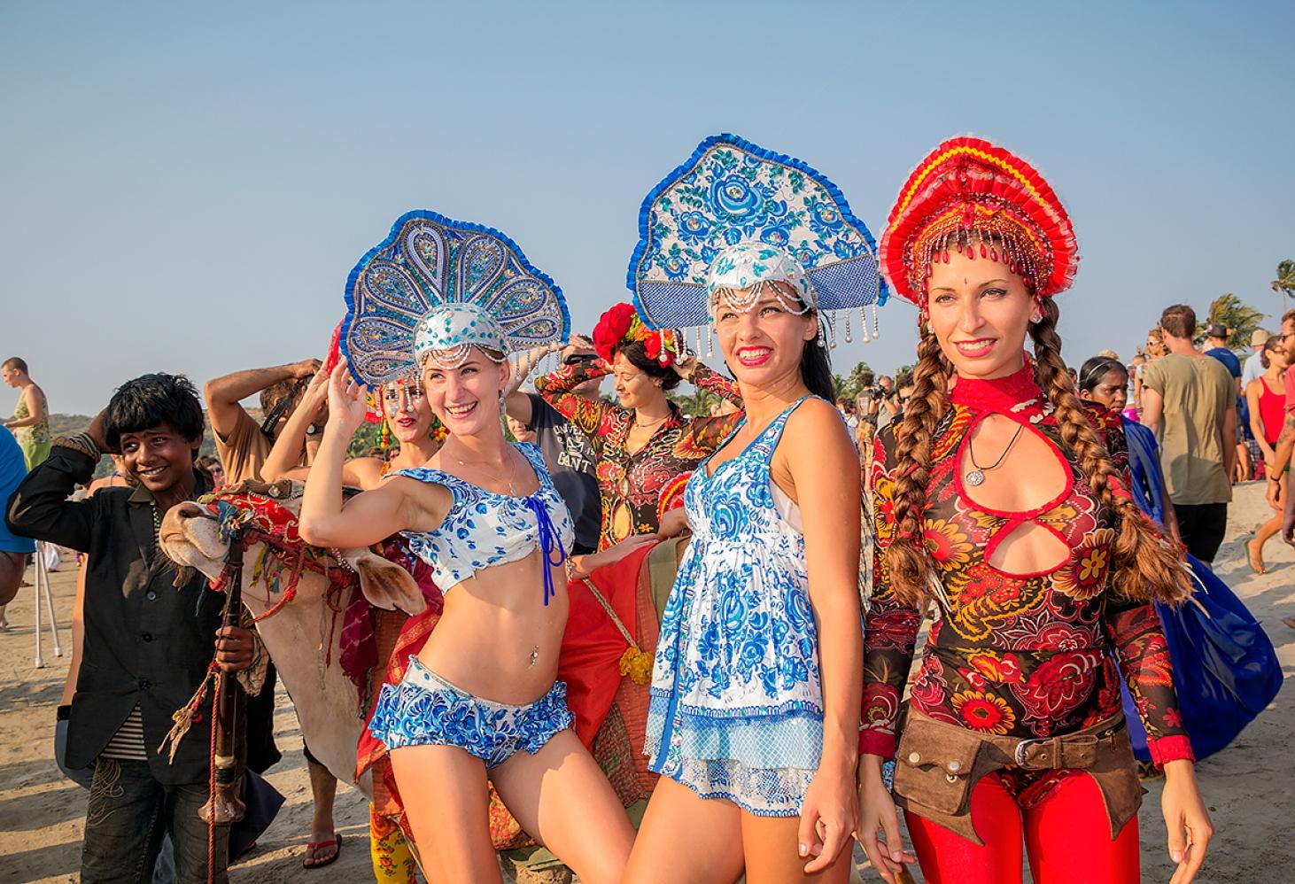 Карнавал в Гоа