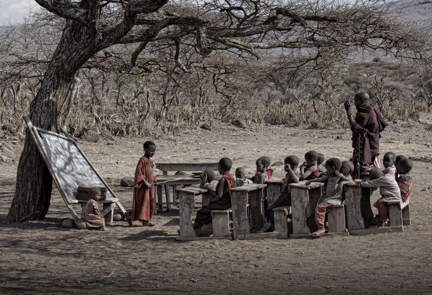 Кения. Народ масаи (Maasai)