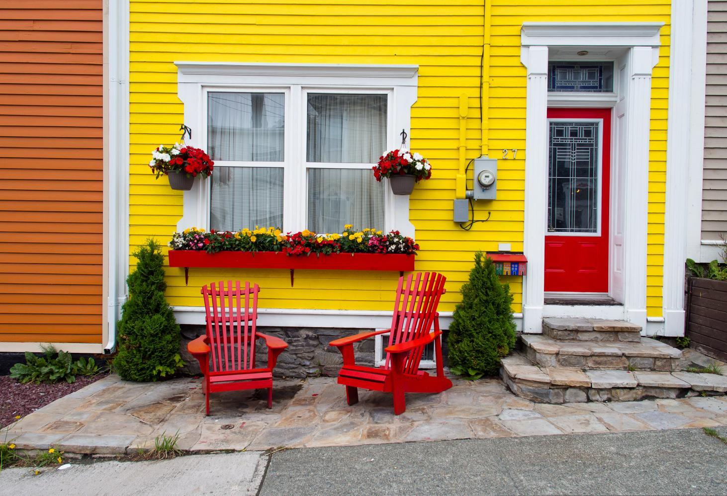 Конфетная улица, Сент-Джонс (Канада)