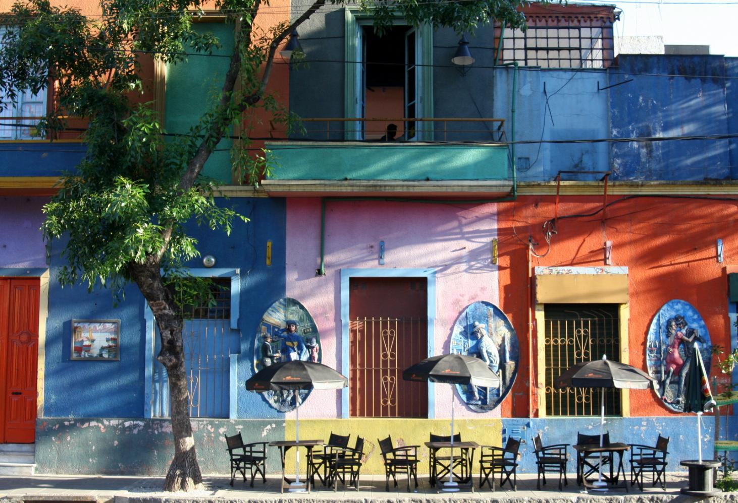 Ла Бока, Рио-де-Жанейро (Аргентина)