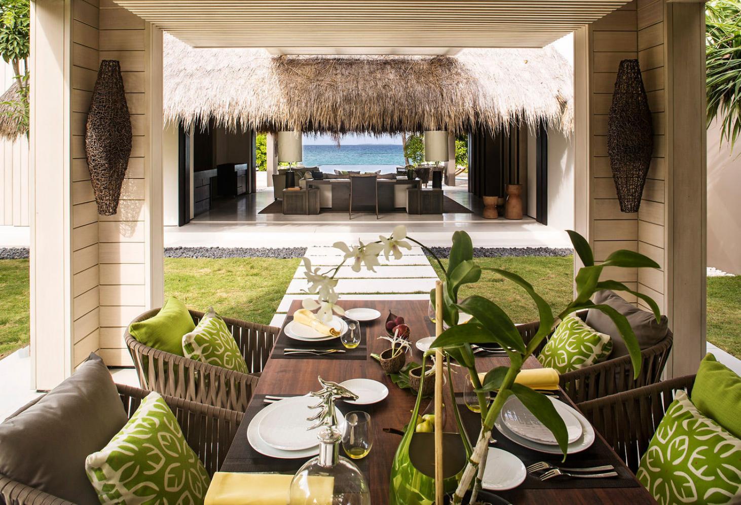 Мальдивы. Атолл Ноону. Отель Cheval Blanc Randheli Maldives  (Шевал Бланк Резорт)