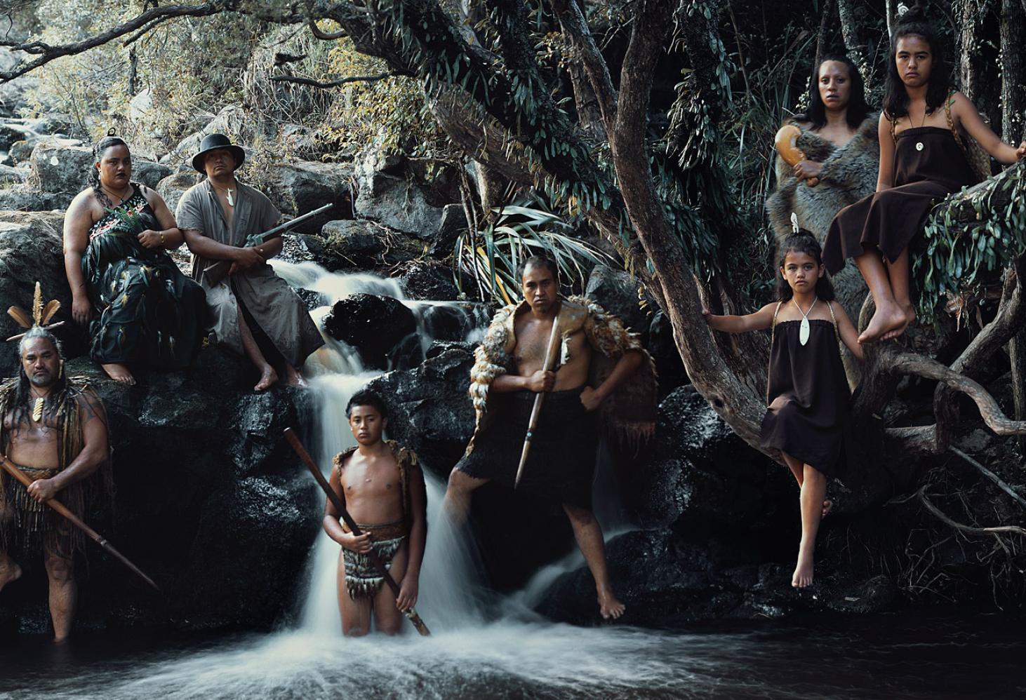 Новая Зеландия. Народ Маори (Maori)