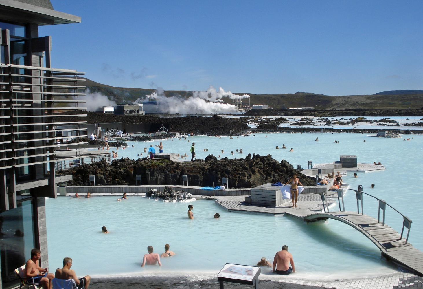 Бар «Лагуна» (Lagoon Bar), Исландия