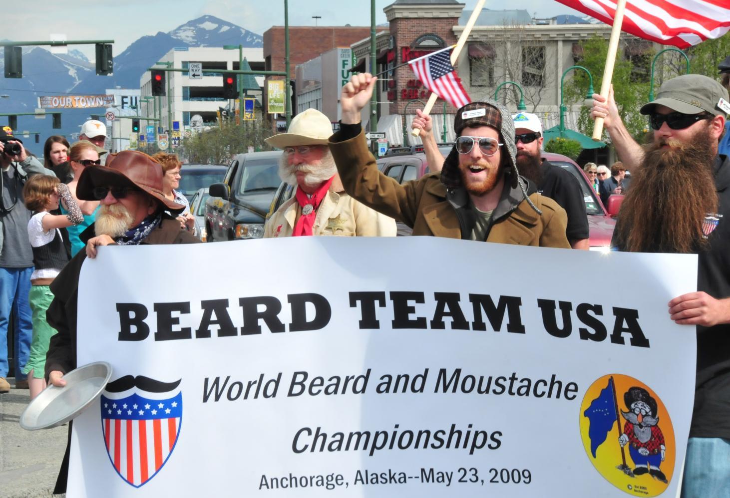 Парад бород
