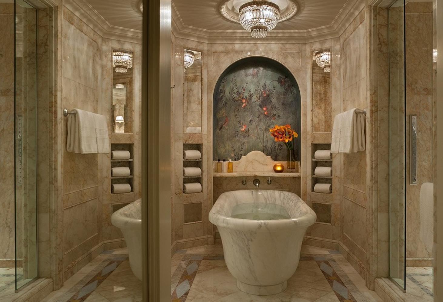 Россия. Санкт Петербург. Отель Фор Сизонс Лион Палас (Four Seasons Hotel Lion Palace, St. Petersburg)