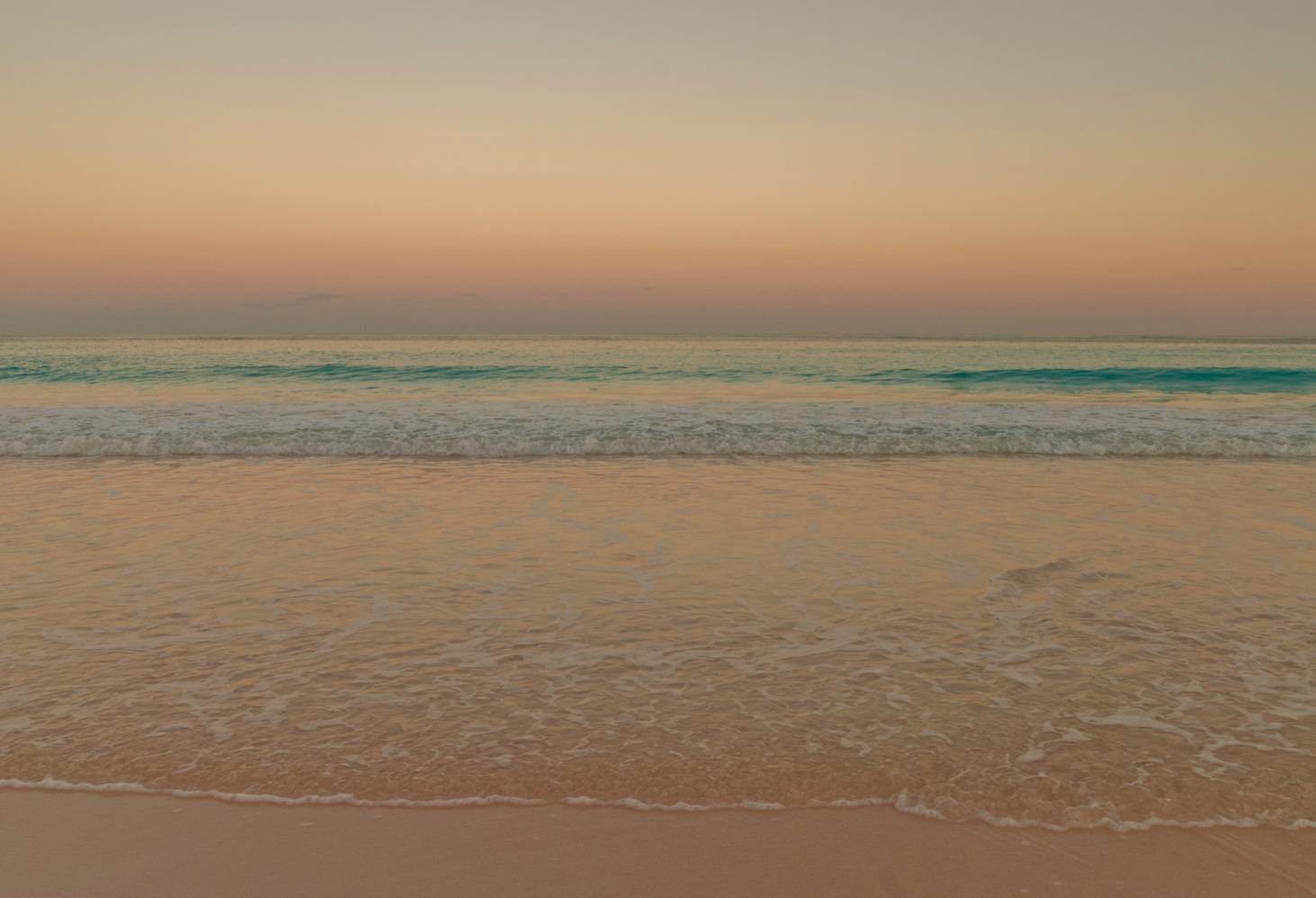 Розовый пляж, о. Харбор, Багамы