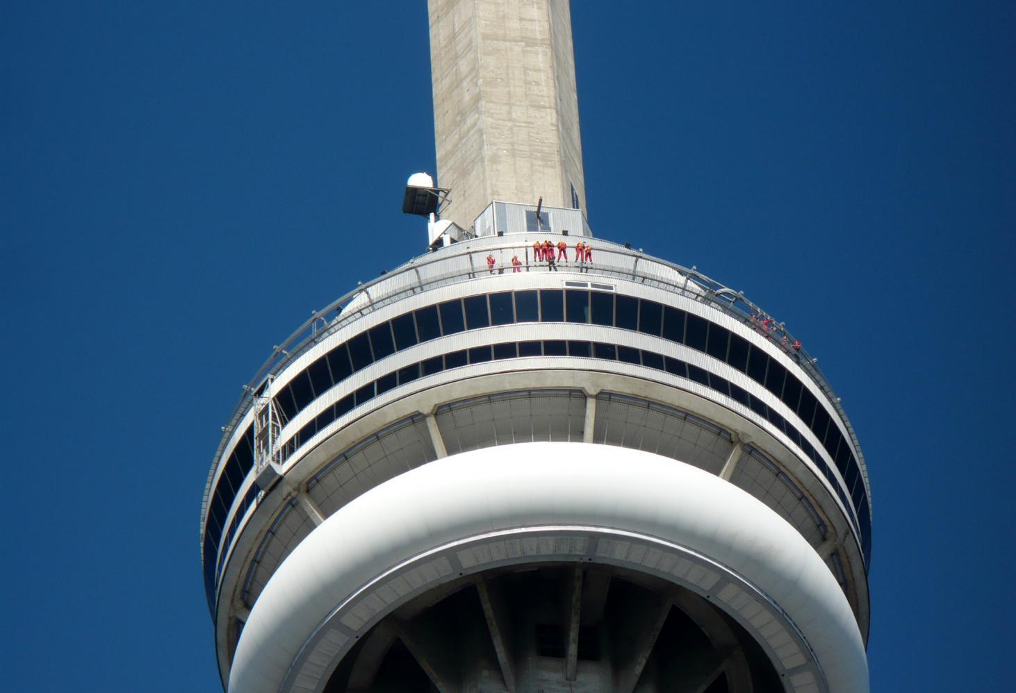 Си-эн Тауэр, Торонто (CN Tower)