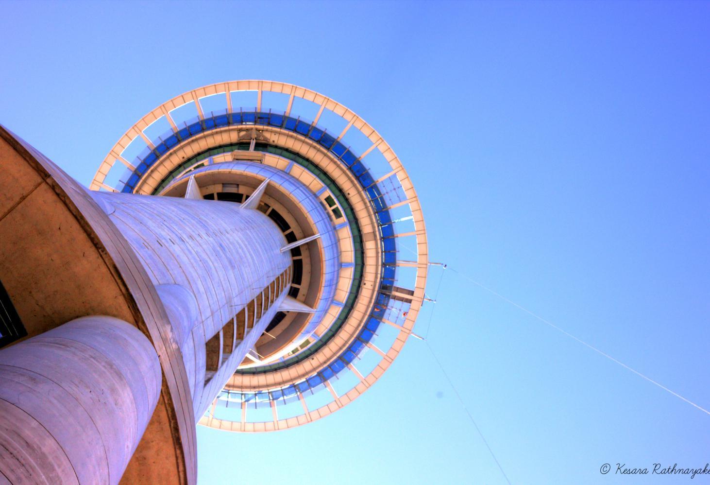 Скай Тауэр, Окленд (Sky Tower)