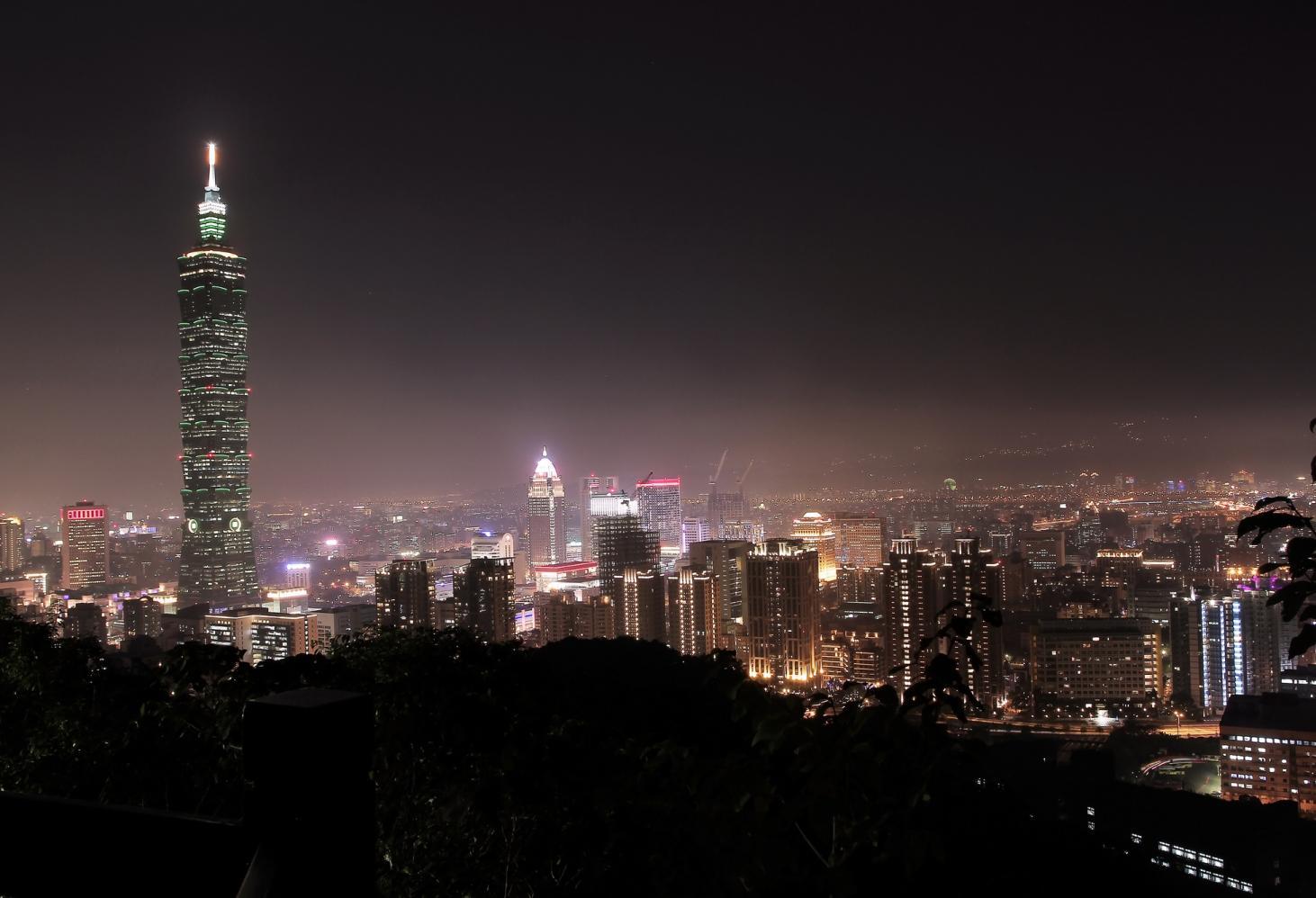 Башня Тайбэй 101, Тайбэй (Taipei 101)