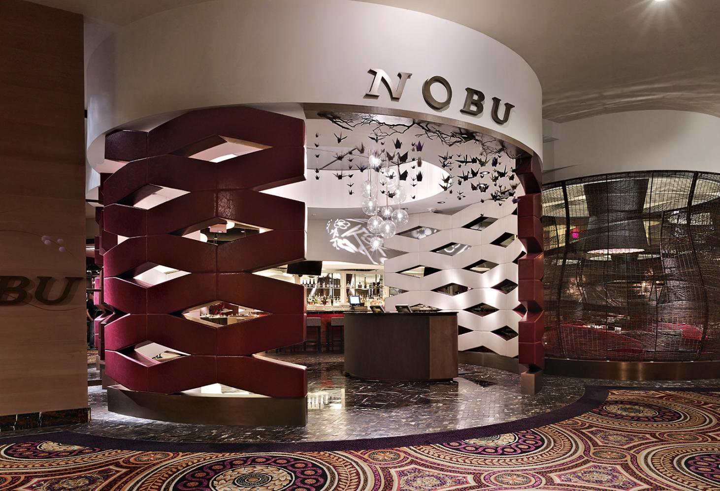 США. Лас-Вегас. Отель Нобу (Nobu, Las Vegas)