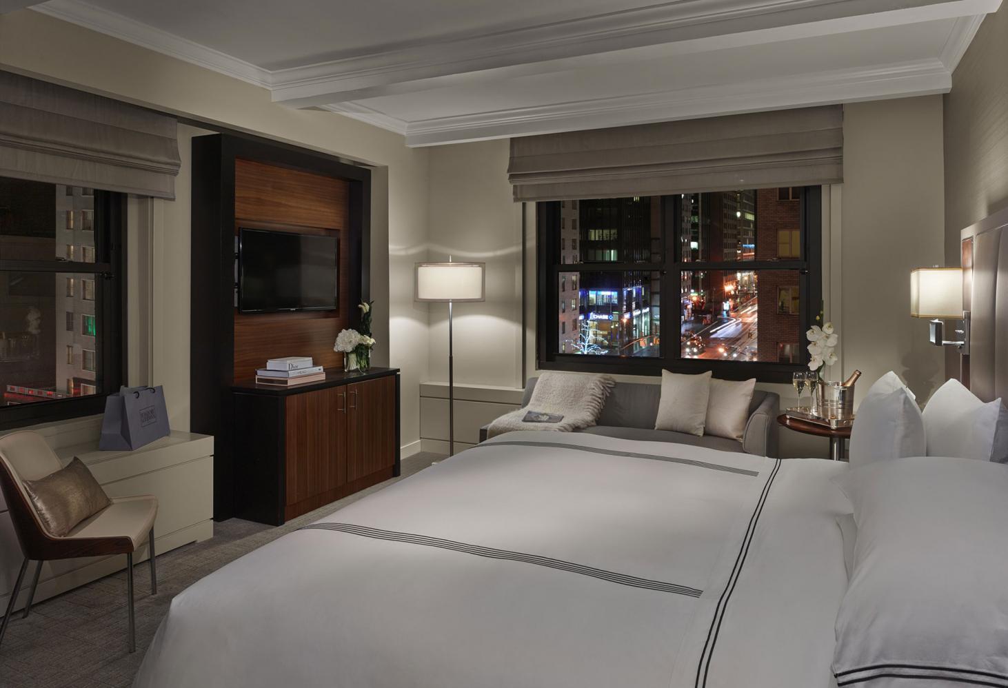 США. Нью Йорк. The Quin Hotel, New York