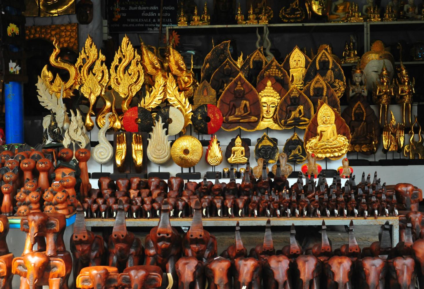 Тайские сувениры. Что привезти