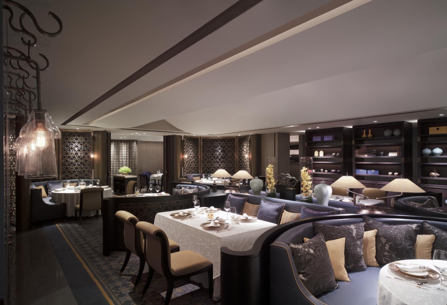 Турция. Истамбул. Отель Шангри-Ла Босфор (Shangri-La Bosphorus in Istanbul)