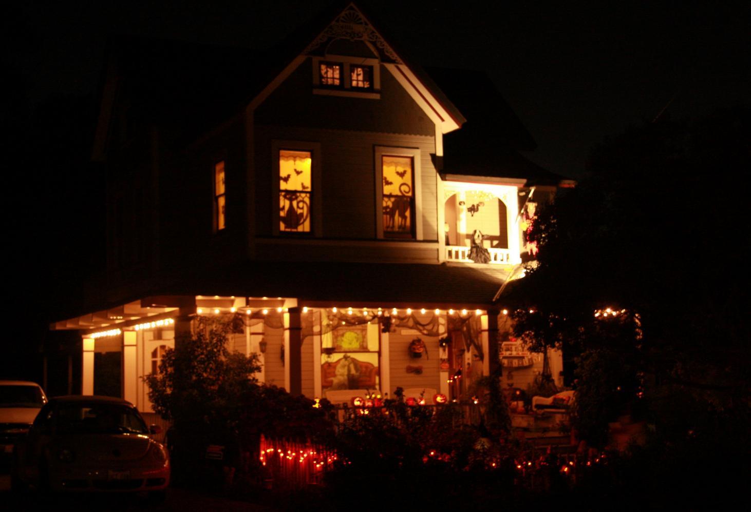Празднование хеллоуина в Великобритании
