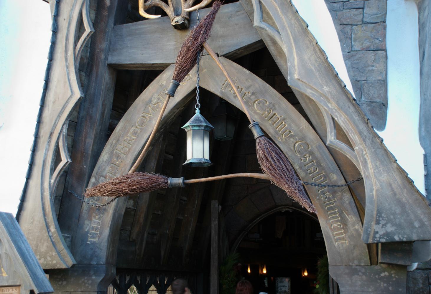 Волшебный мир Гарри Поттера, Орландо, США