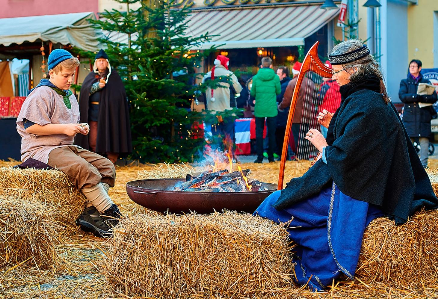 Новогодние и рождественские традиции Германии