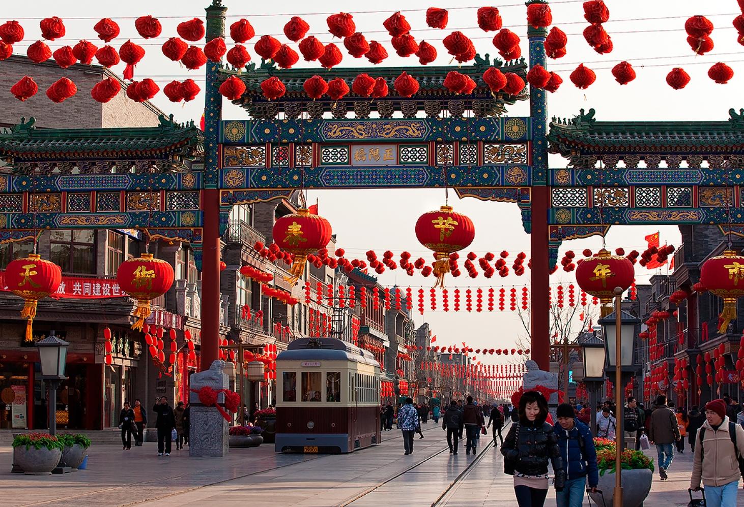 Новогодние и рождественские традиции Китая