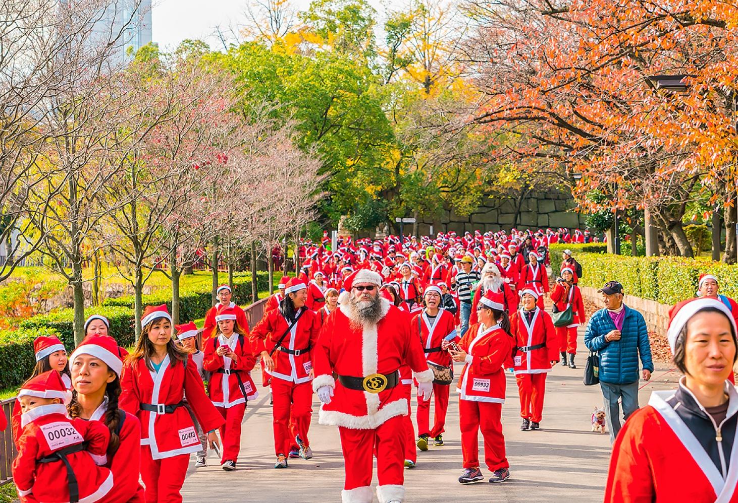 Новогодние и рождественские традиции Японии