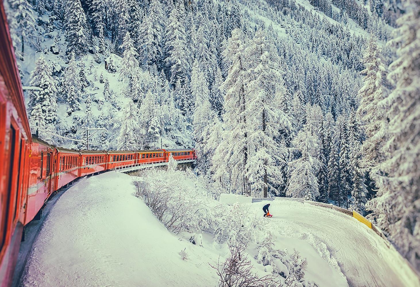 Альпийская арена, Швейцария