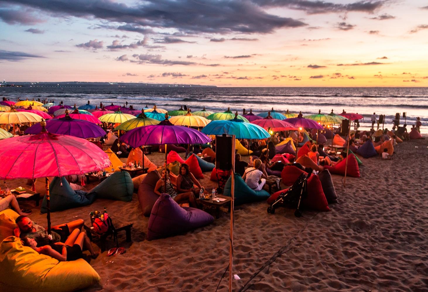 Курорты Индонезии