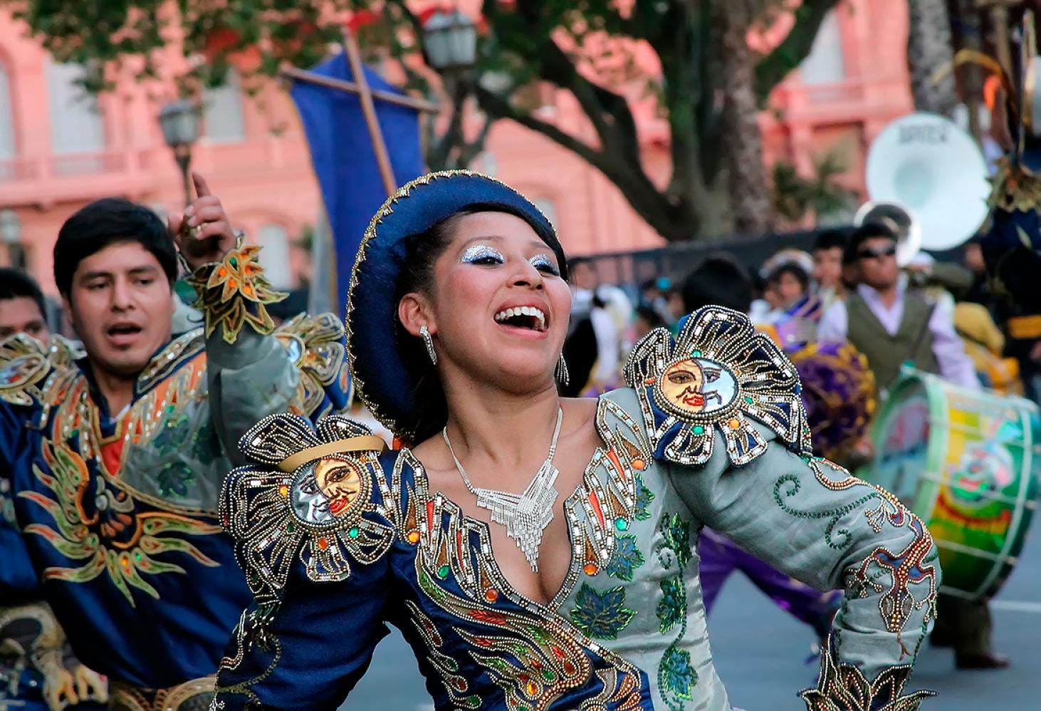 Карнавал в Аргентине