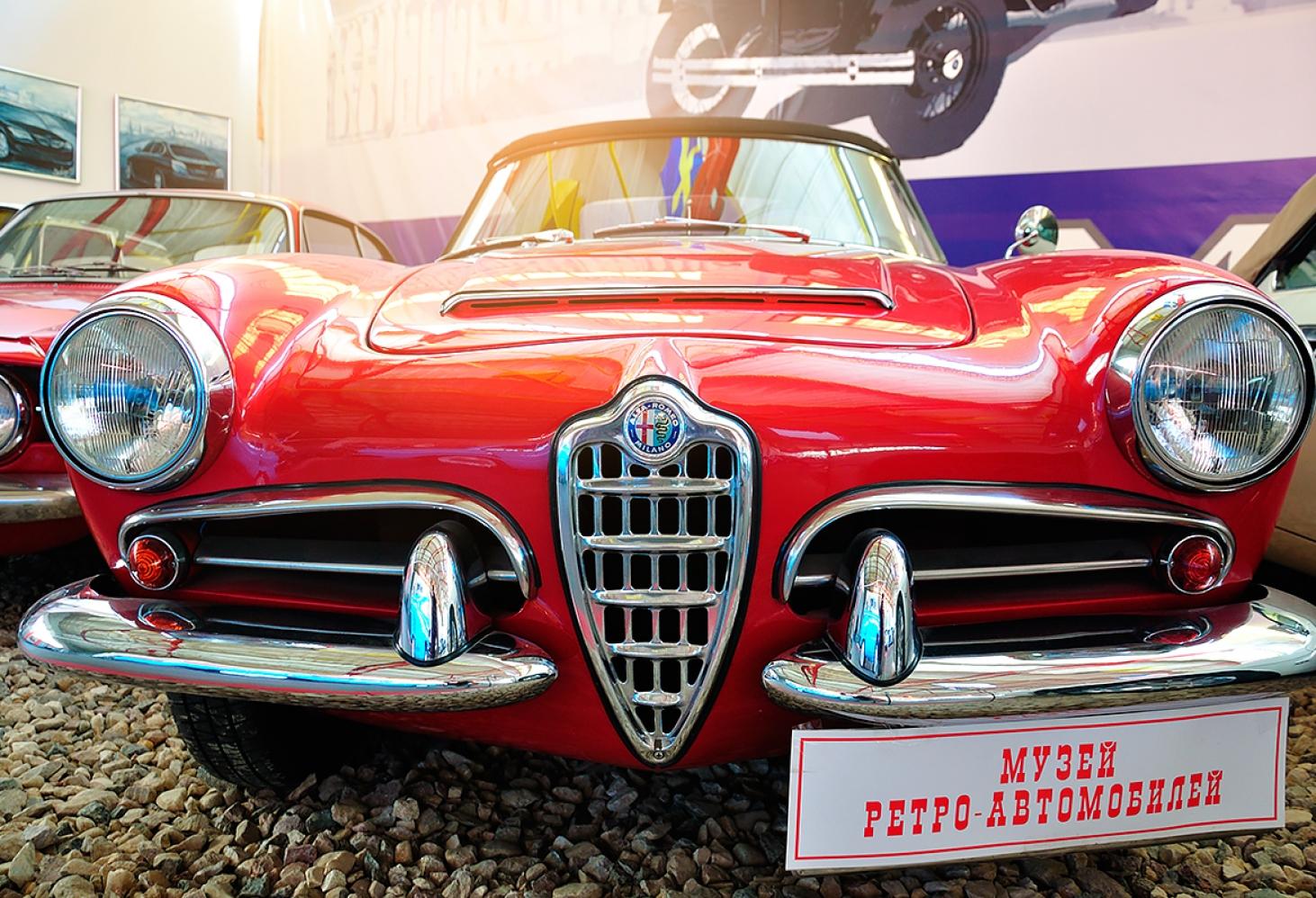 Мировые музеи ретроавтомобилей | воплощение вкуса и стиля ...