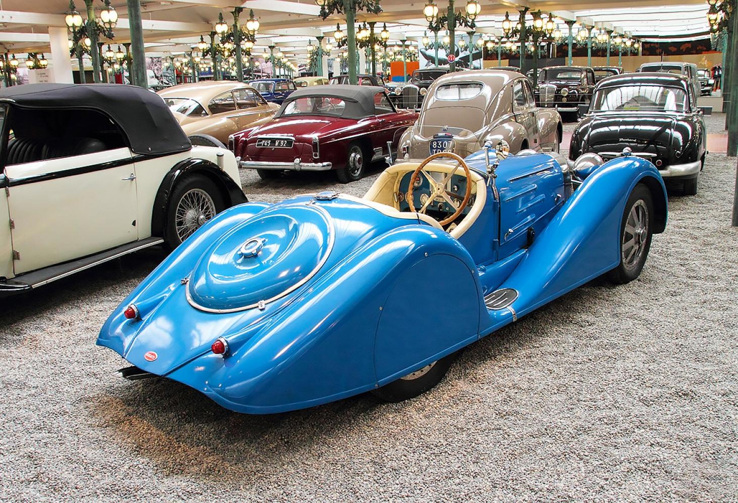 Национальный музей авто в Мюлузе