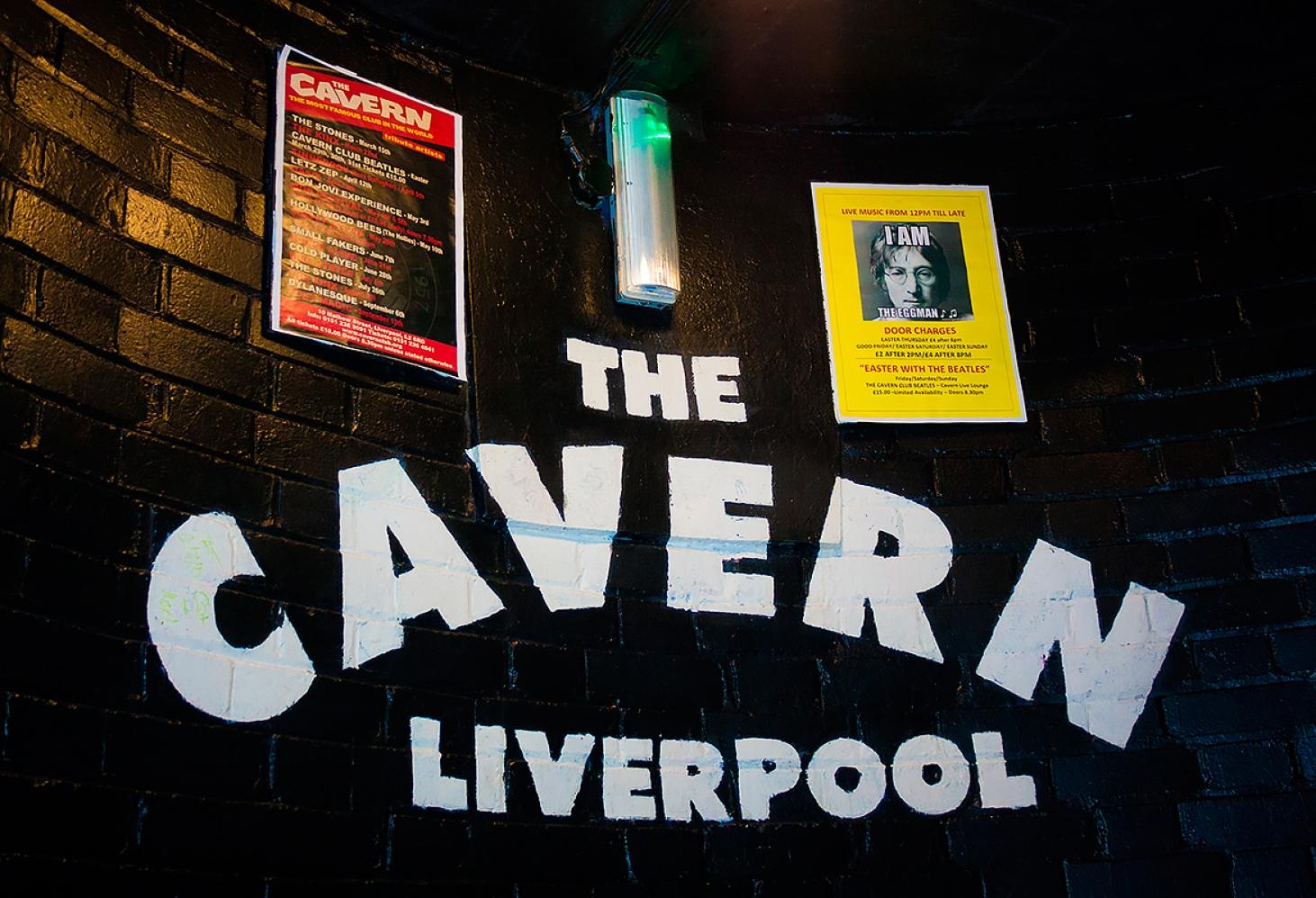 The Cavern Club, Ливерпуль