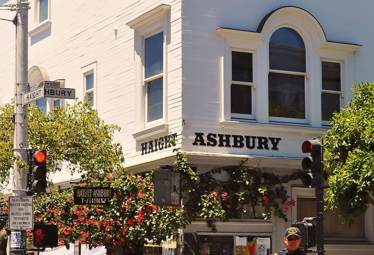Хайт-Эшбери, Сан-Франциско, Калифорния