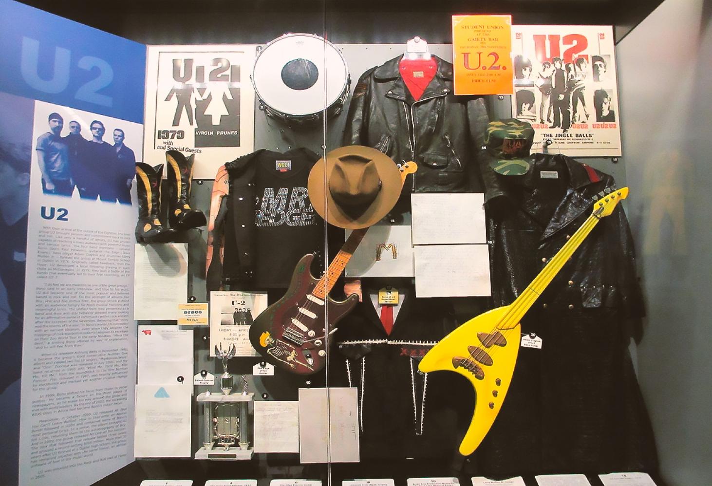 Зал славы рок-н-ролла, Кливленд, Огайо