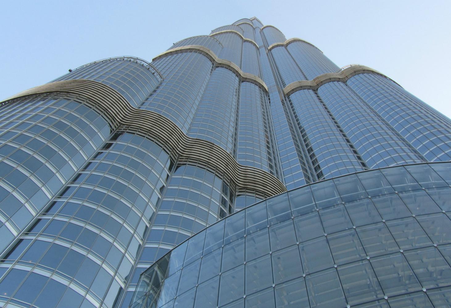 Бурдж-Халифа, Дубаи