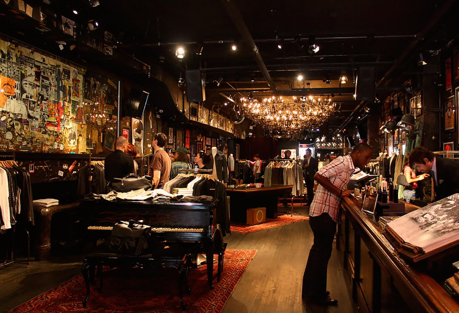 CBGB, Нью-Йорк