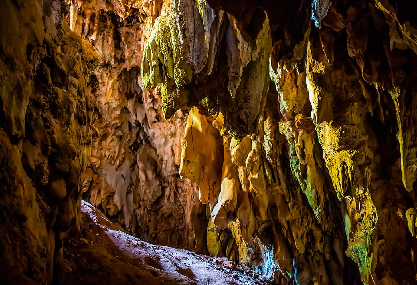 Алтайская пещера