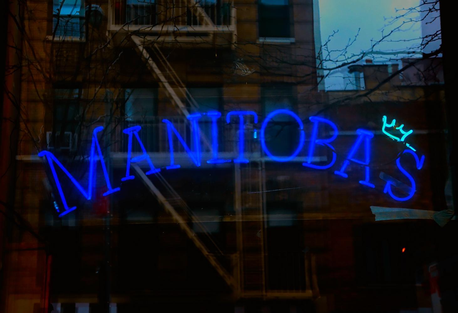 Бар Manitoba's, Нью-Йорк
