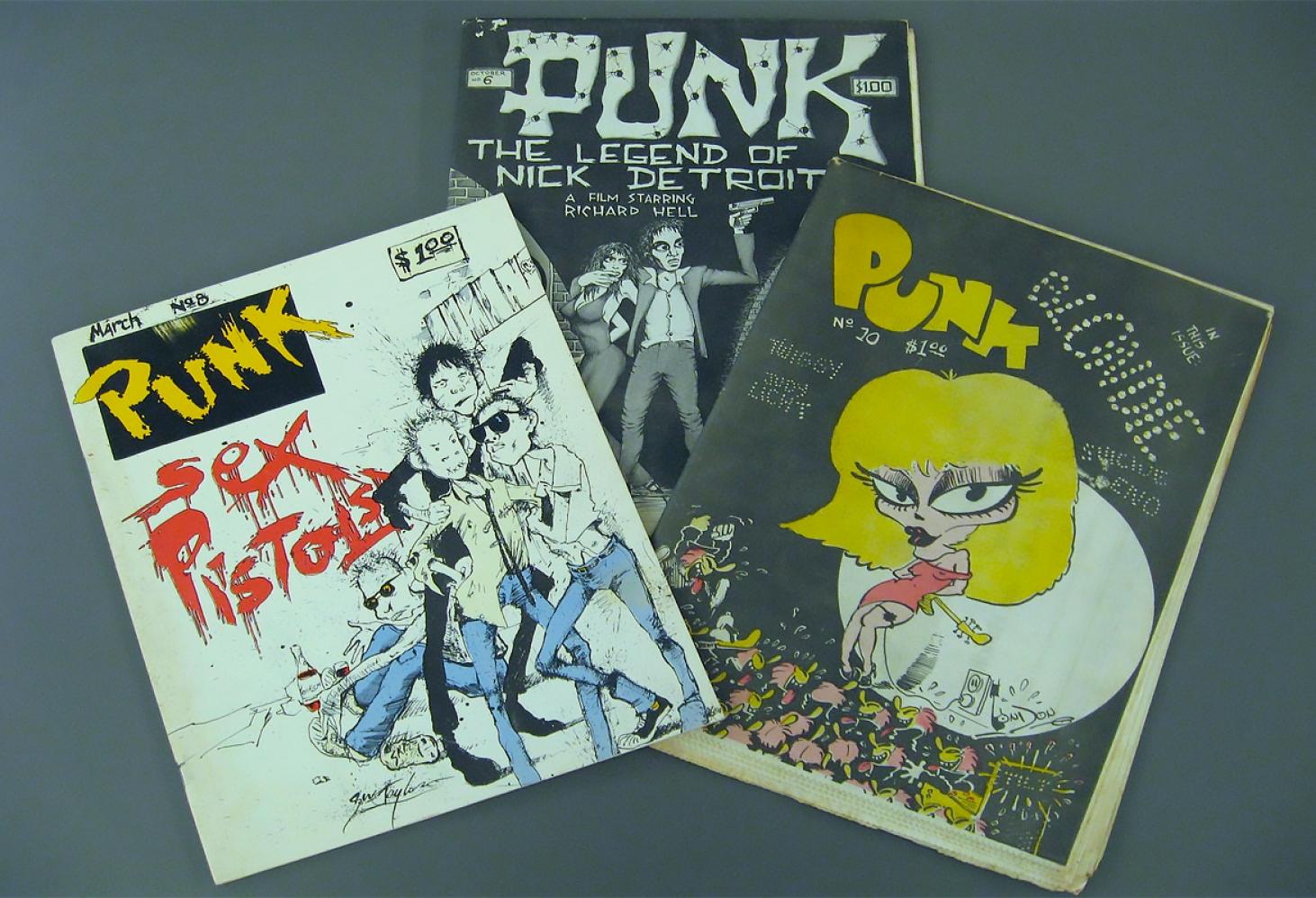 Музей панк-рока, Лос-Анджелес