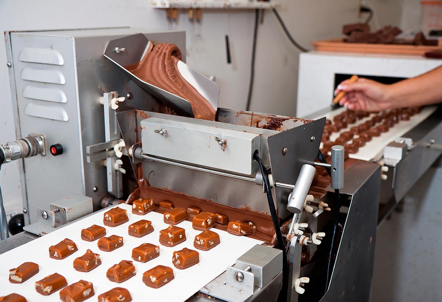 Музей les secrets du chocolat – Жеспольсем, Франция