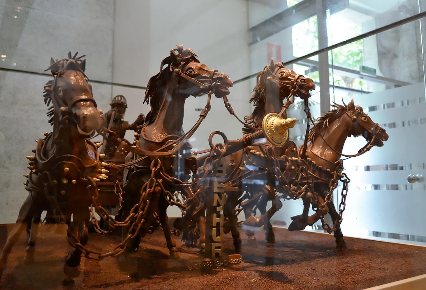 Museu de la Xocolata – Барселона, Испания