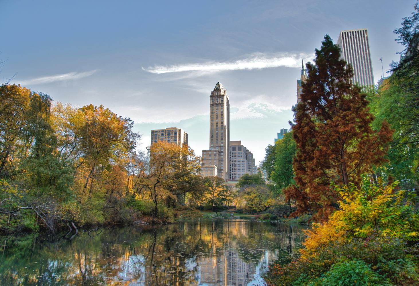 Central Park, Нью-Йорк (США)