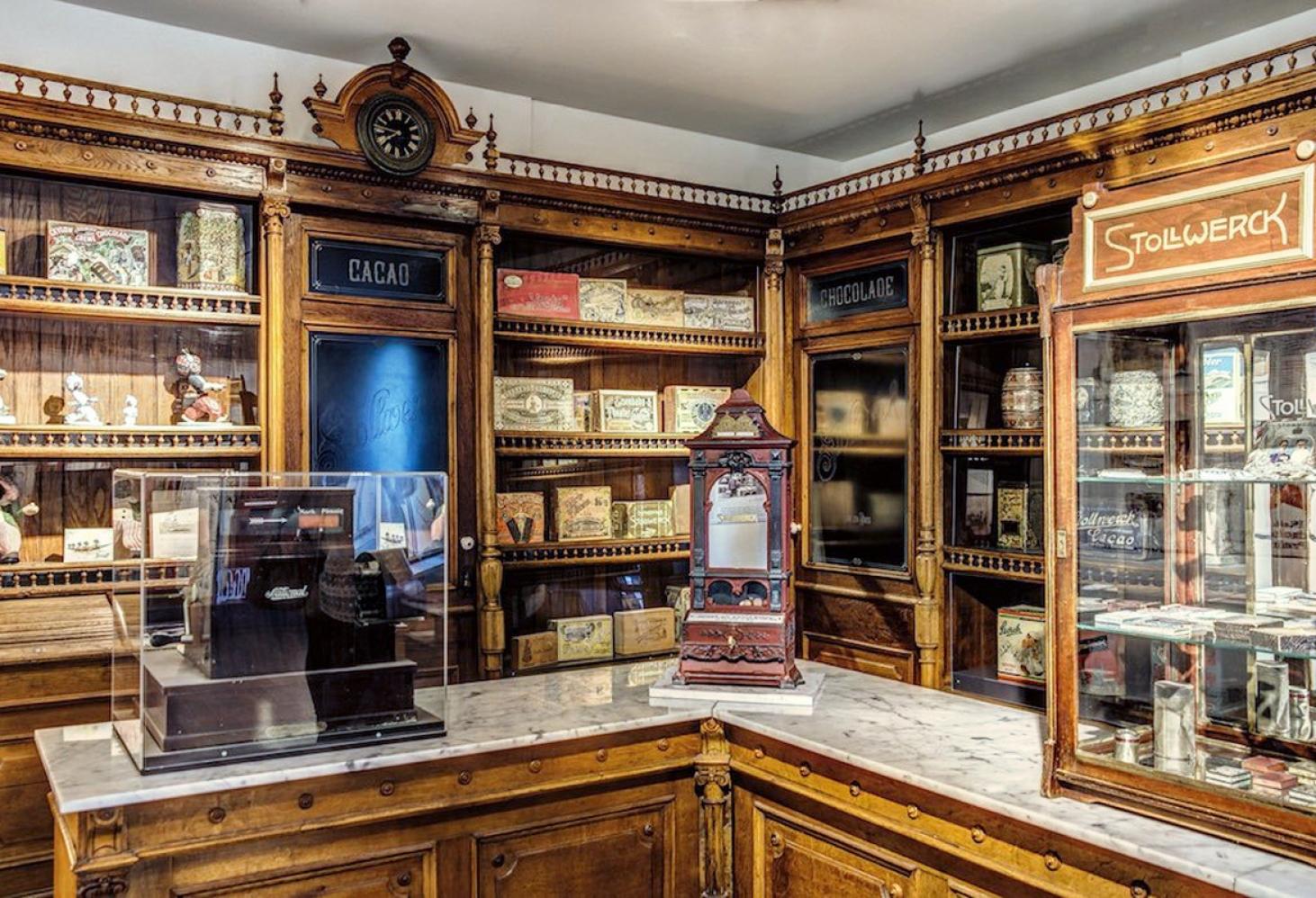 Schokoladenmuseum – Кельн, Германия