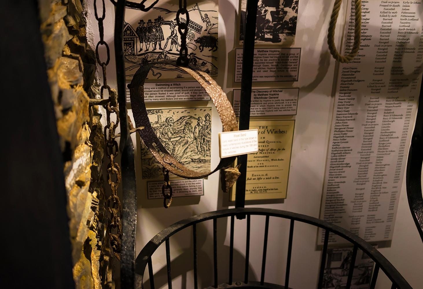 Музей колдовства, Корнуолл