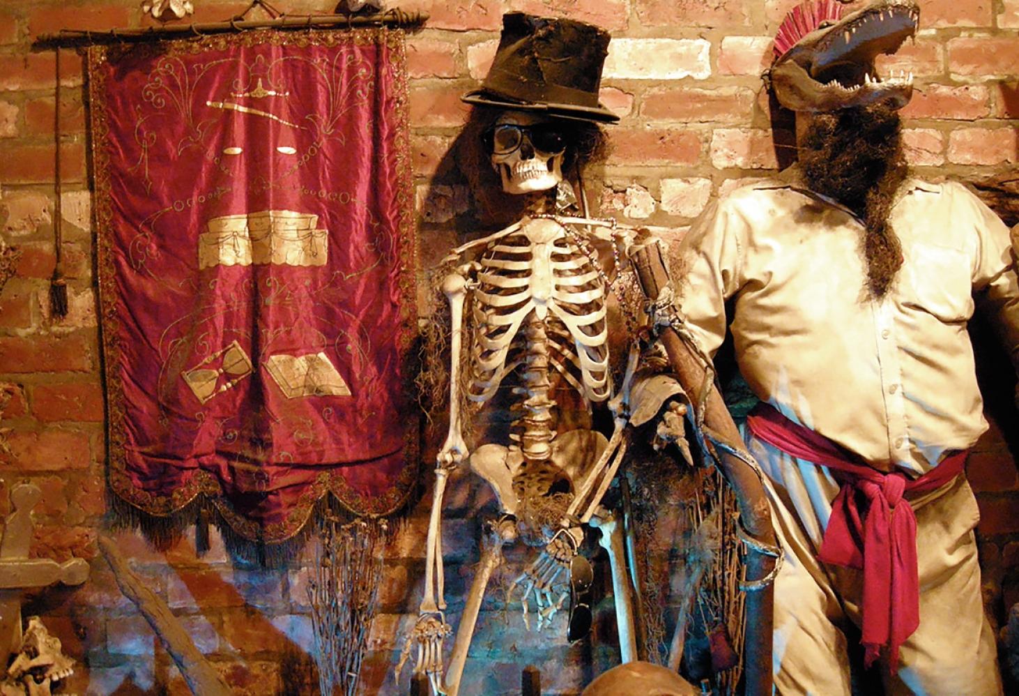 Музей Вуду, Новый Орлеан