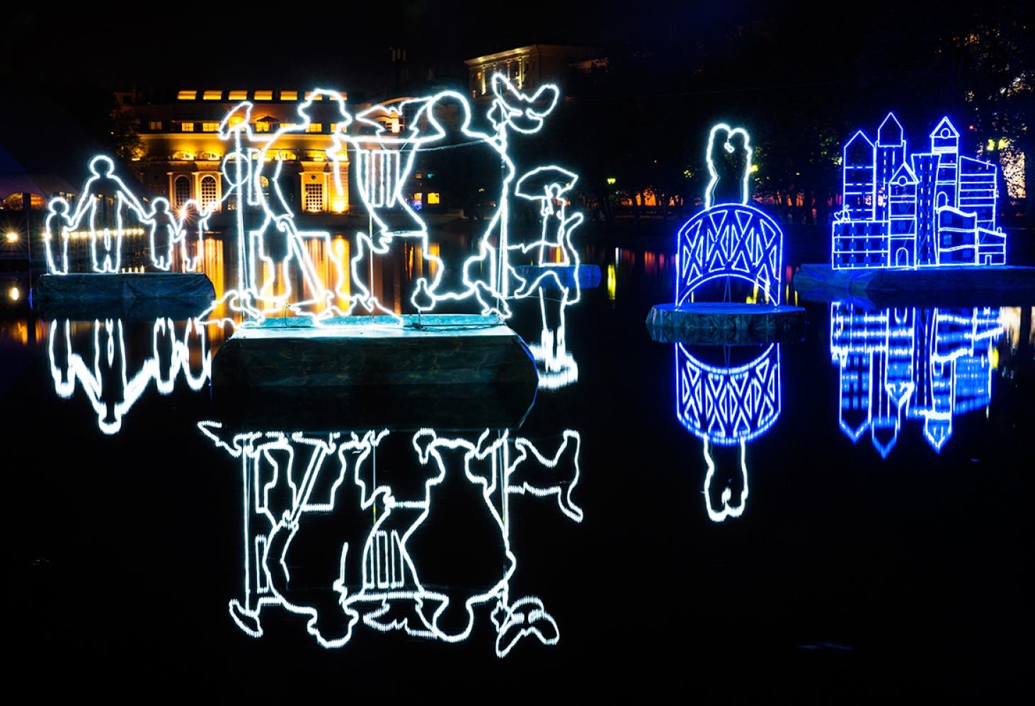 Фестиваль «Круг света» в Москве. сентябрь-октябрь