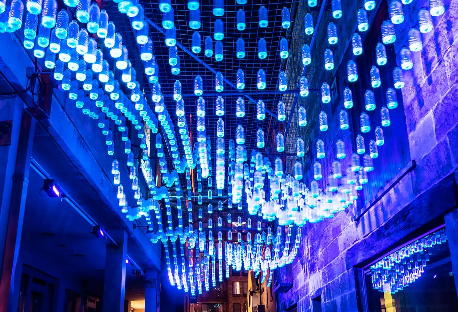 Фестиваль «Яркий Сидней» (Vivid Sydney). май - июнь