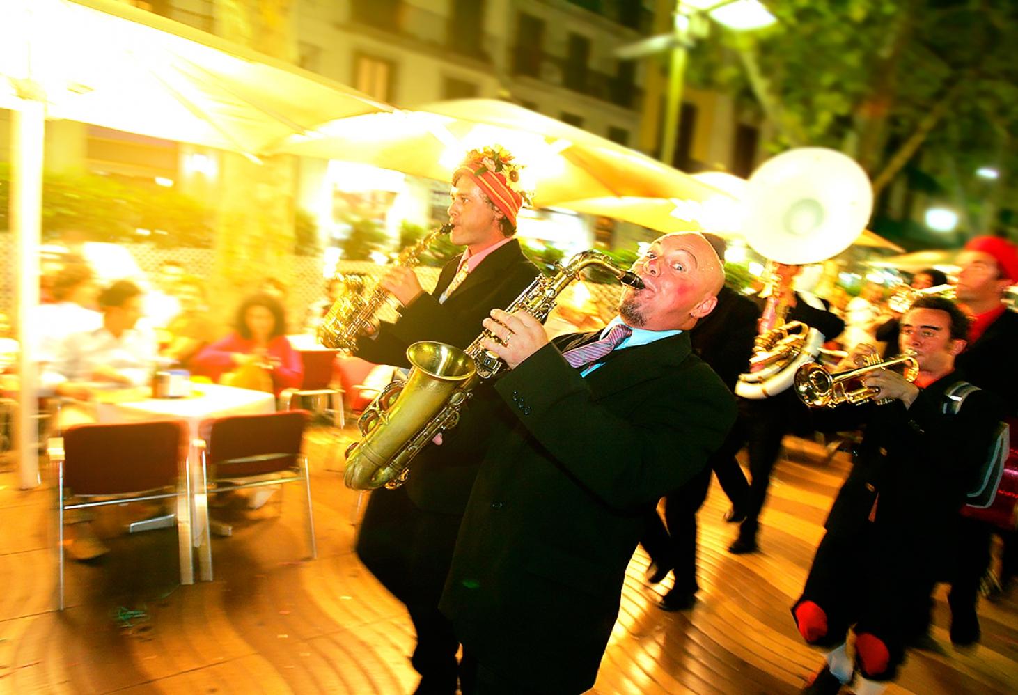 Фестиваль виски и пива в Стокгольме, Швеция (сентябрь-октябрь)